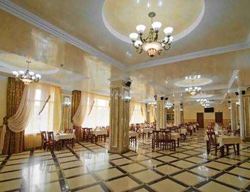 Ресторан «Parade Allure»